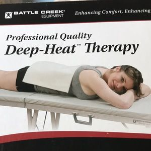 NWT: Deep heat Therapy